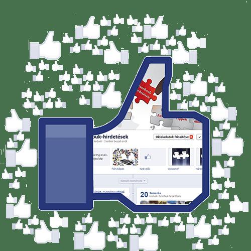 facebook Rajongói oldal készítése - facebook hirdetés